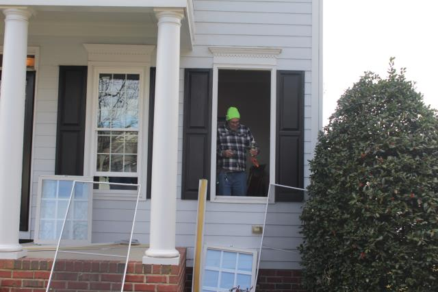 Cary, NC - 15 window replacement with Simonton Windows