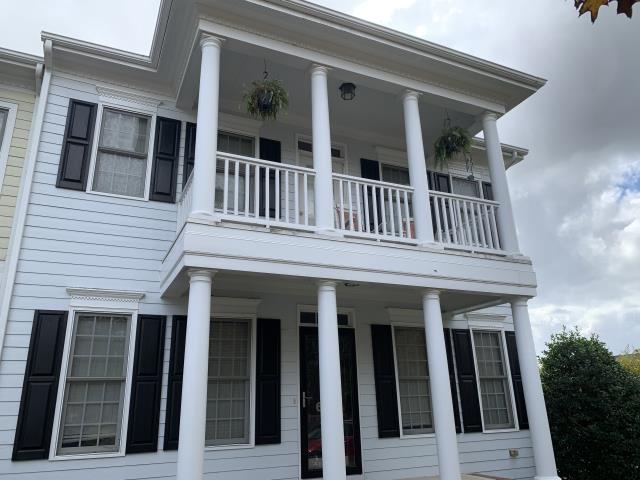Cary, NC - Finished 15 newly installed Simonton windows.