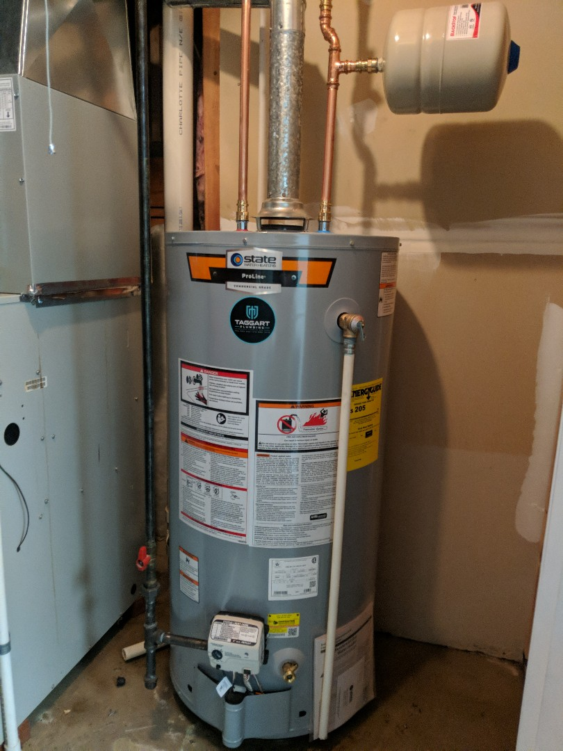 Mars, PA - 40 gallon water heater replacement in Seven Fields!