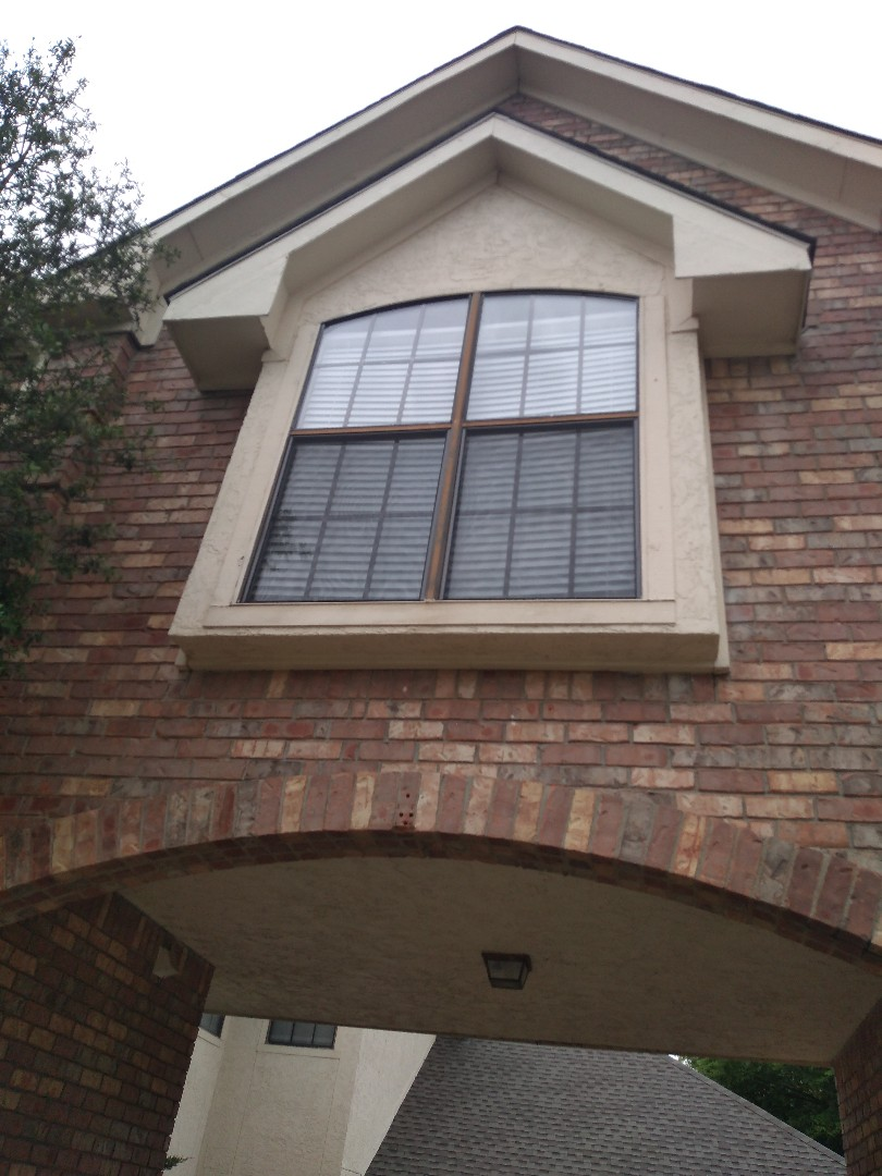 Carrollton, TX - Doing a window estimate in Carrolton