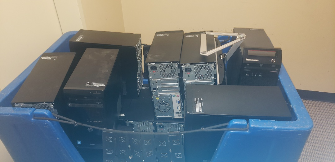 Upgrading from windows 8 to windows 10? Beyond Surplus recycles all windows machines.