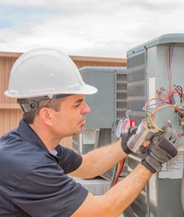 Horizon City, TX - Heating installation and heating repair for an older heating system. Top local HVAC contractor near me