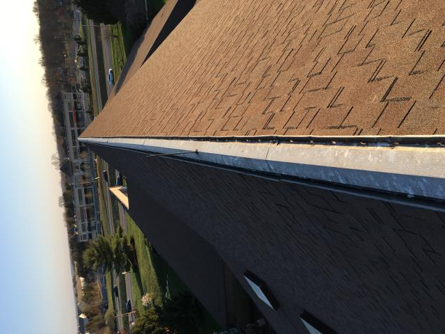 Sterling, VA - Roof repairs completed to stop leaks