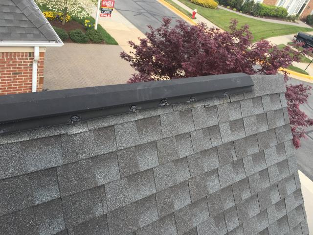 Sterling, VA - Roof tune up completed to prevent leak