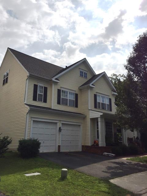 Sterling, VA - Roof replacement completed GAF Timberline shingles