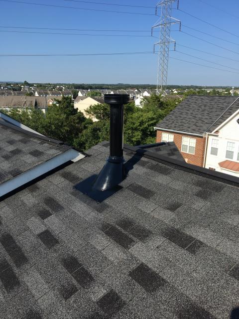 Ashburn, VA - Repair roof to stop leak
