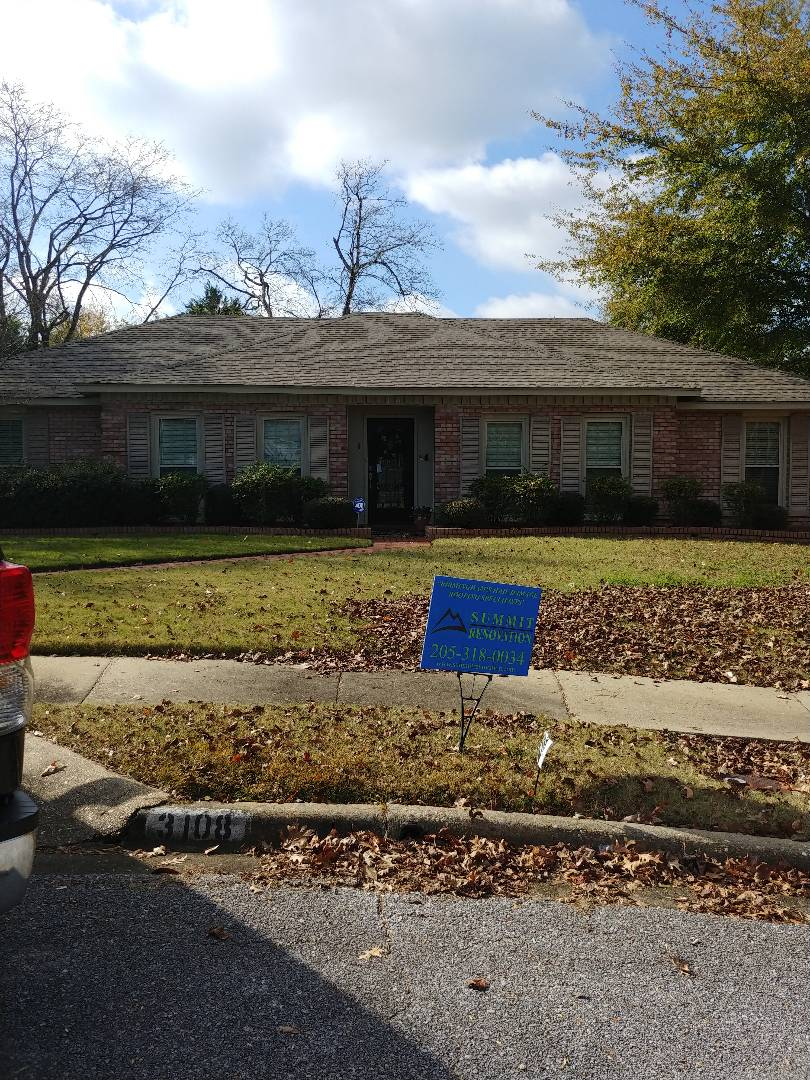 Montgomery, AL - Just wrapped up two roof replacements side by side in Montgomery