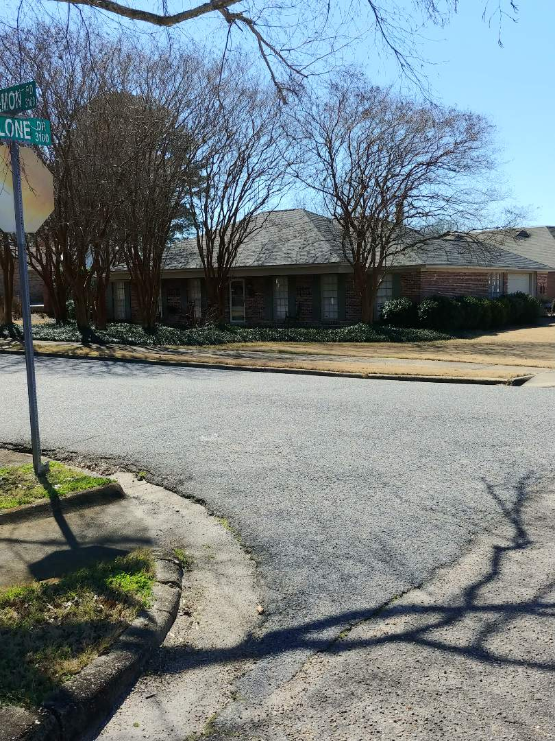 Montgomery, AL - Just finished re roof in Montgomery using GAF Timberline HD Charcoal shingles.