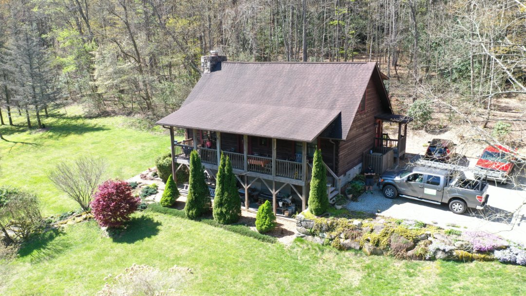 Rosman, NC - Roofing painting and gutter estimate gif golden seal warranty applies here