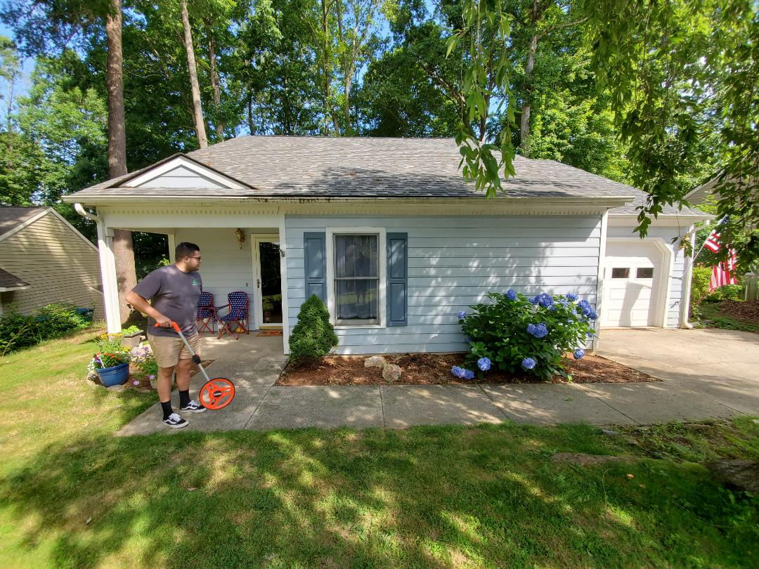 Arden, NC - Roofing siding Ave gutter estimate