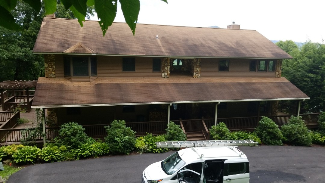 Waynesville, NC - Independent construction services LLC. GAF roofing estimate  by Master Elite Contractor. Roof. Gutters. Siding.