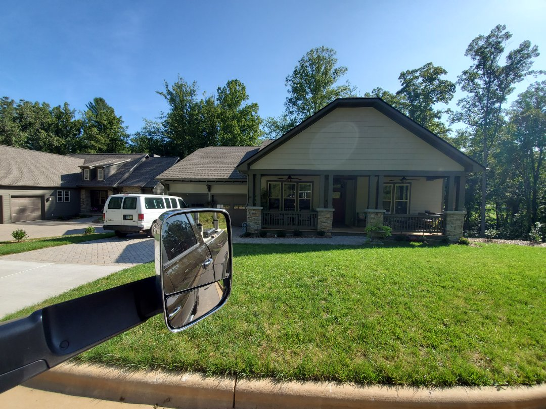 Asheville, NC - New deck estimate,  exterior paint estimate.