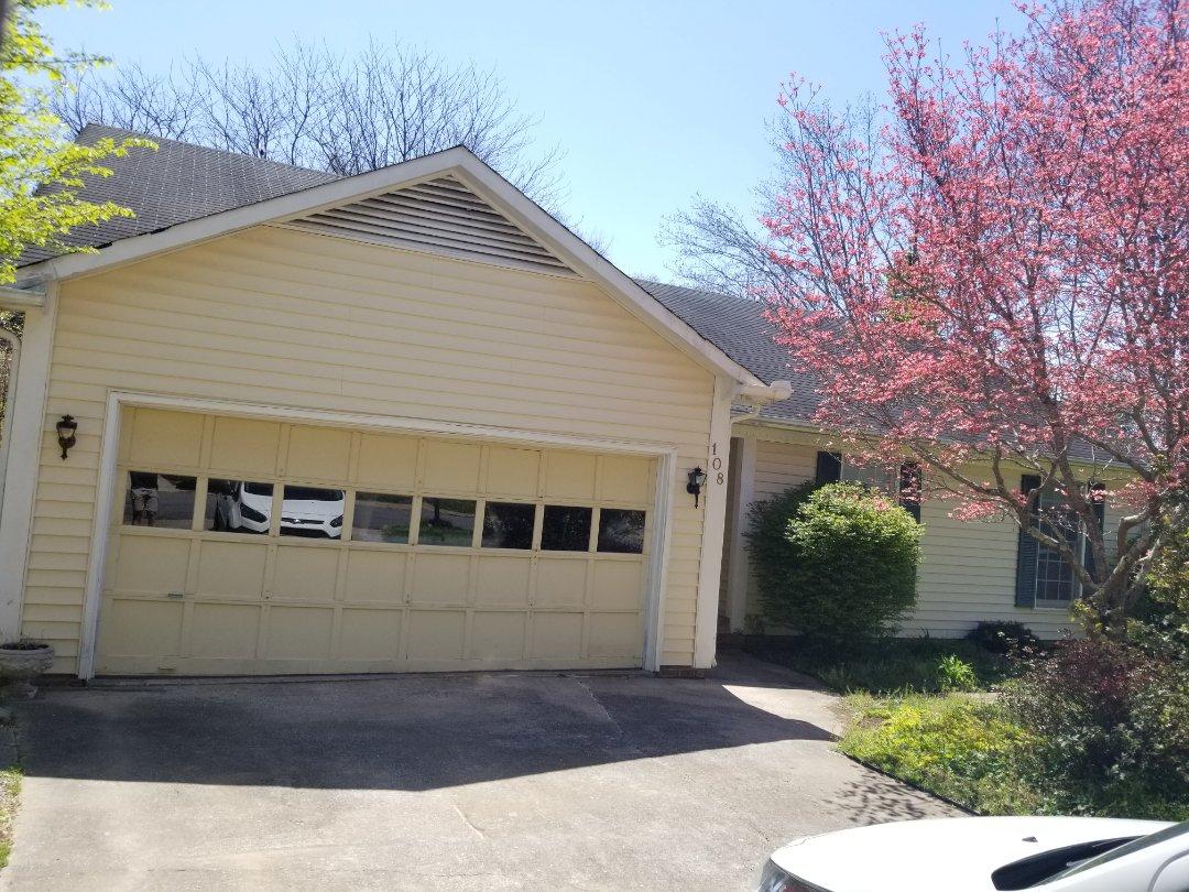Asheville, NC - Independent Construction Services. Roof Replacement Estimate. GAF Master Elite Roofer. Siding. Gutters.