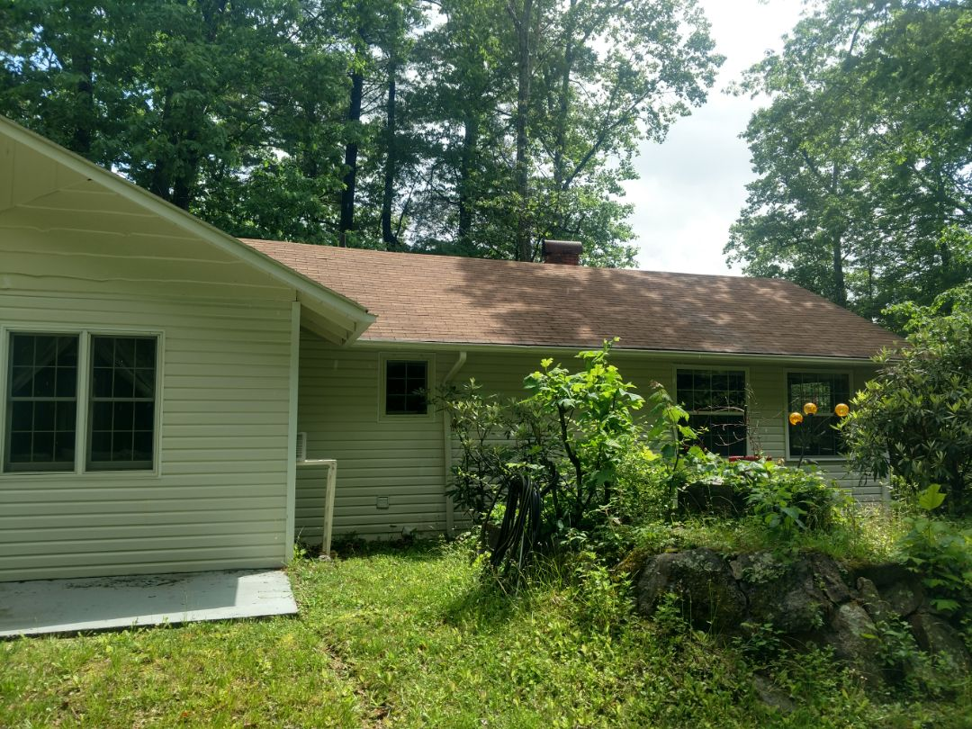 Laurel Park, NC - Hendersonville roof repair#independentconstruction