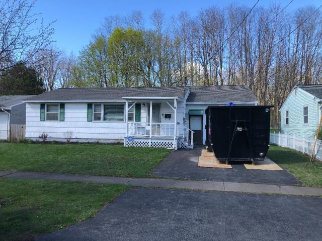 Syracuse, NY - Complete Roof Replacement Using GAF Timberline HDZ shingles
