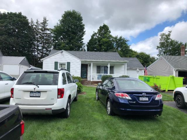 North Syracuse, NY - Installed a New roof, GAF System Plus roof using Timberline HDZ shingles in Pewter Syracuse NY Roofing Company