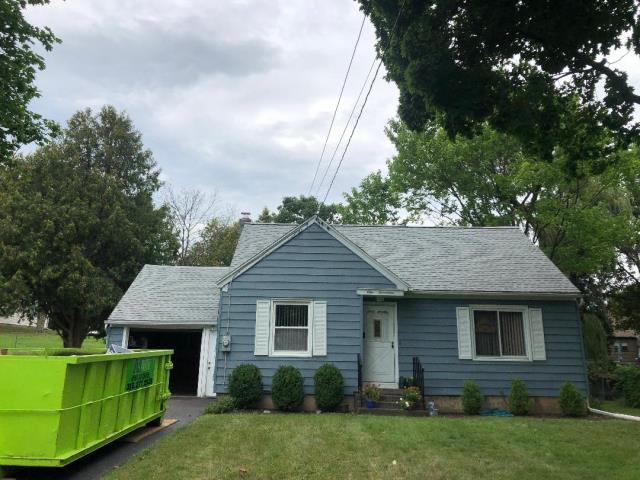 DeWitt, NY - Complete Roof replacement GAF System plus roof Using timberline HDZ Fox Hollow Gray