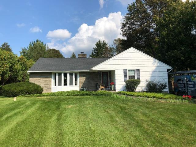 Syracuse, NY - Complete roof replacement GAF System plus roof