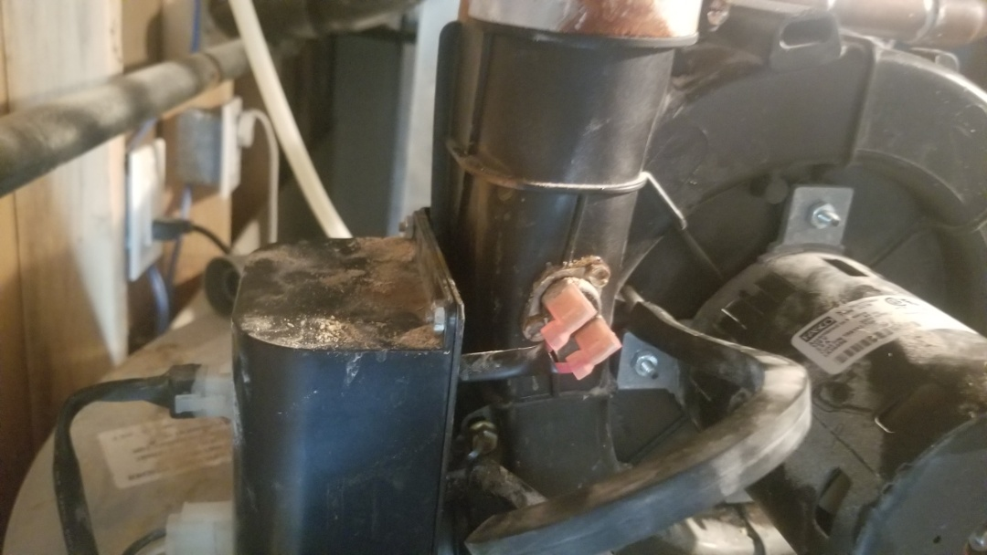 Hot water tank trouble shooting