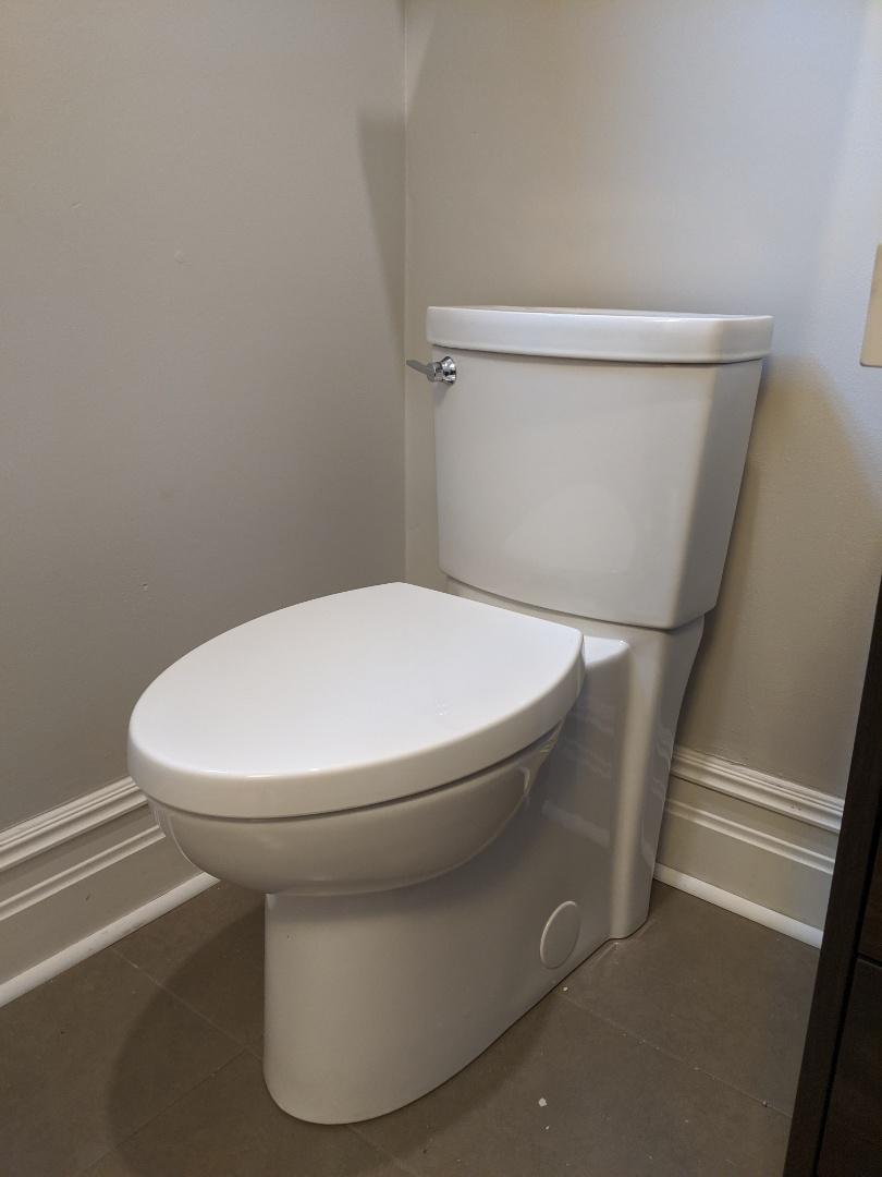 American Standard Studio toilet
