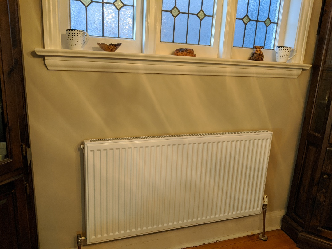 Supply and install radiator