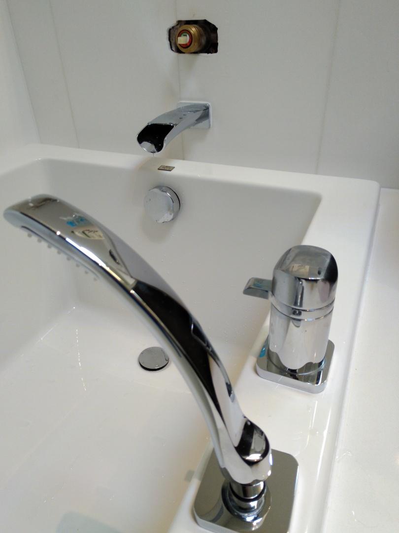 Repairing Riobel faucets