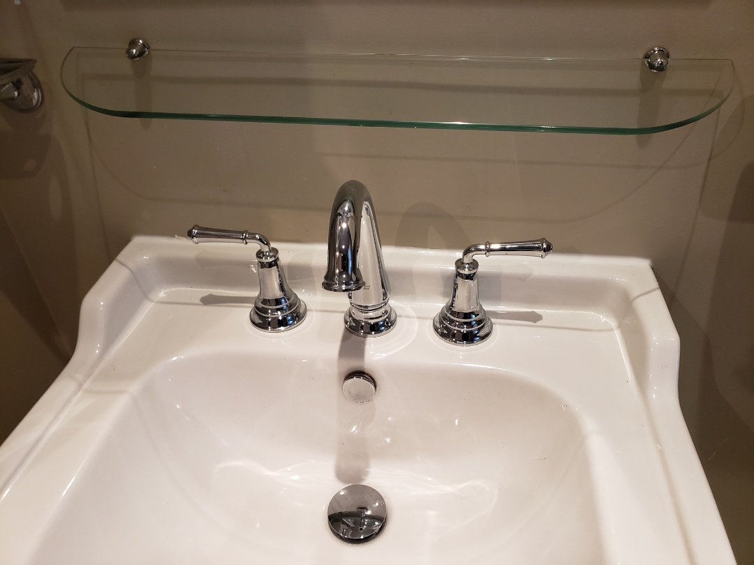Old Toronto, ON - Supply and Install American Standard Delancey faucet