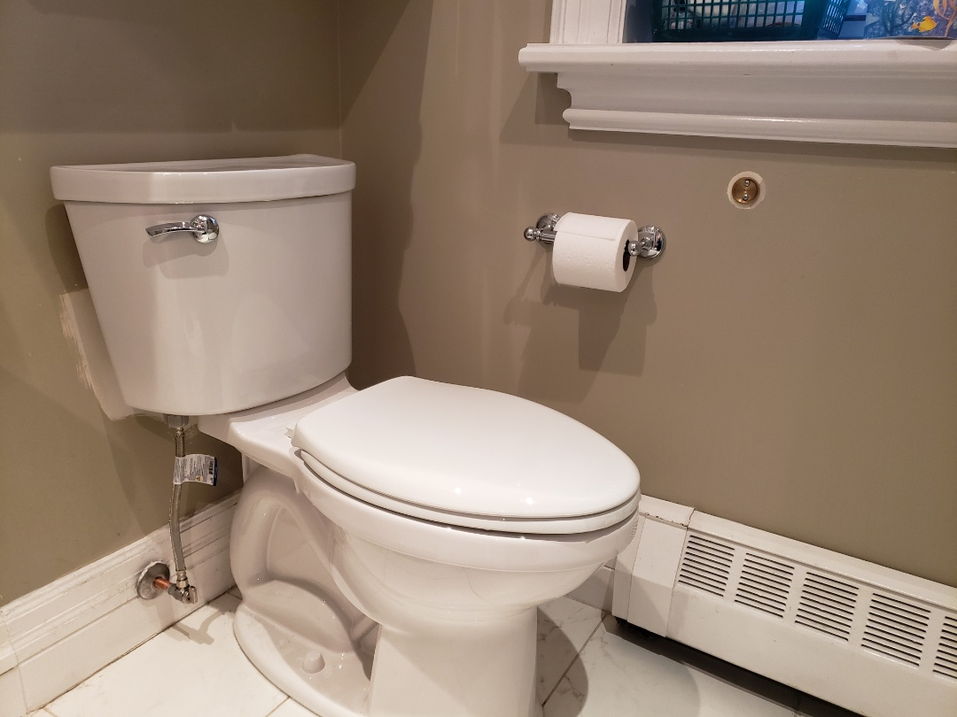 Old Toronto, ON - Supply and install American Standard Champion toilet