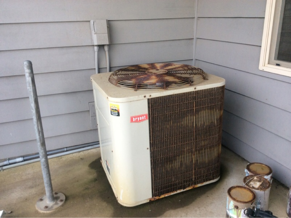 Cloverdale, OR - Service and maintenance on a Bryant heat pump system in Pacific City Oregon