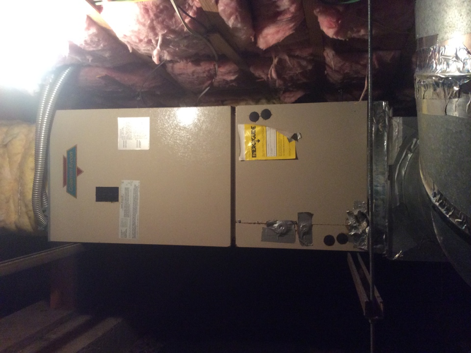 Yachats, OR - No heat call. Performed diagnostic and repair on a Coleman Electric Furnace in Yachats Or