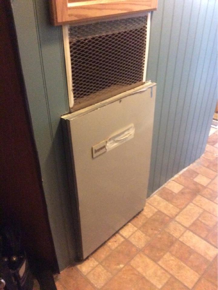 Siletz, OR - Emergency repair of a Nordyne electric furnace in Siletz, Oregon