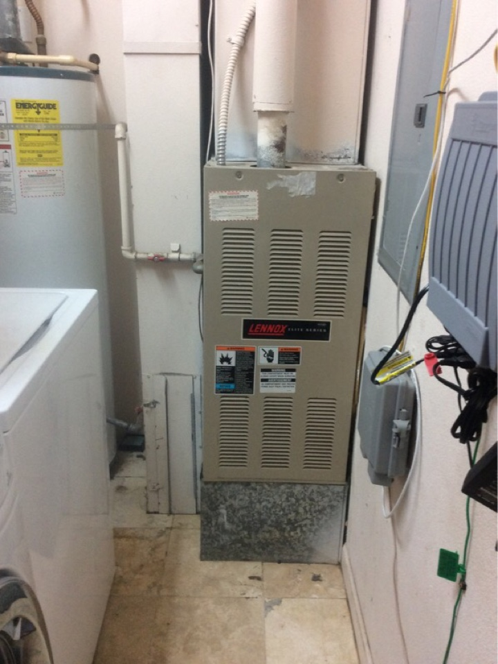 Otis, OR - Repair visit for a Lennox gas furnace in Lincoln City, Oregon