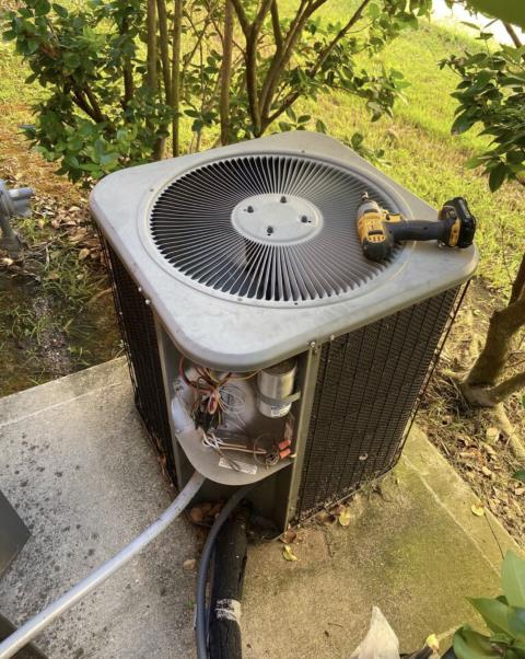Bastrop, TX - Air conditioning companies. Perform tests on the Lennox ac system. Make repairs. The ac is cooling properly at this time.