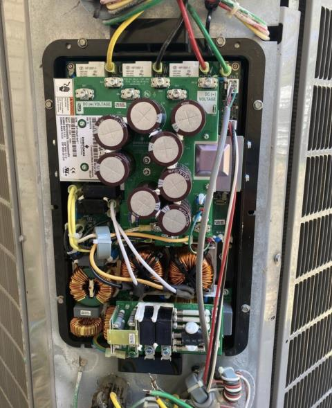 Cedar Creek, TX - AC repair. Check the system operations. Make repairs. The ac is cooling properly at this time.