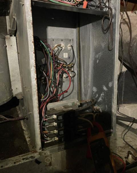 Cedar Creek, TX - Heating Repair. The Carrier Heat Pump System is not working properly. Make repairs. The Carrier Heat Pump System is working properly at this time.