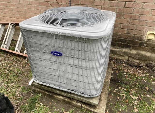 Bastrop, TX - Heating repair. The heat is not coming on. Make repairs. The HVAC system is heating properly at this time.