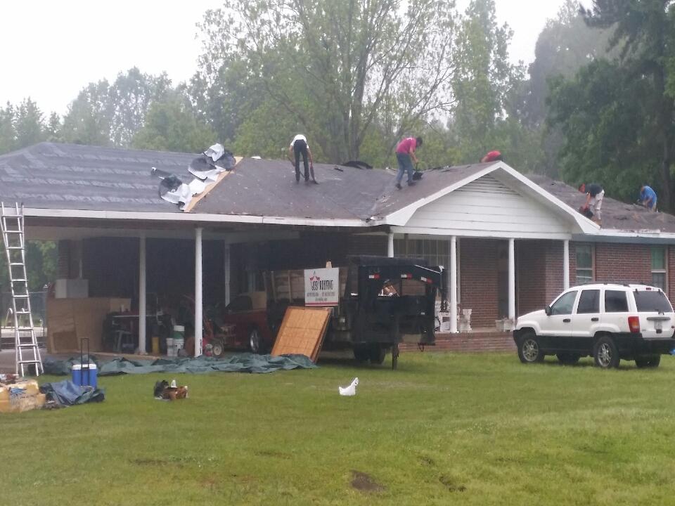 Pooler, GA - roof replacement in pooler georgia.