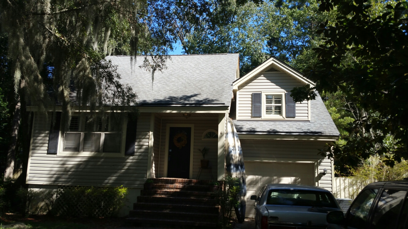 Wilmington Island, GA - Free roof inspection and estimate for roof replacement