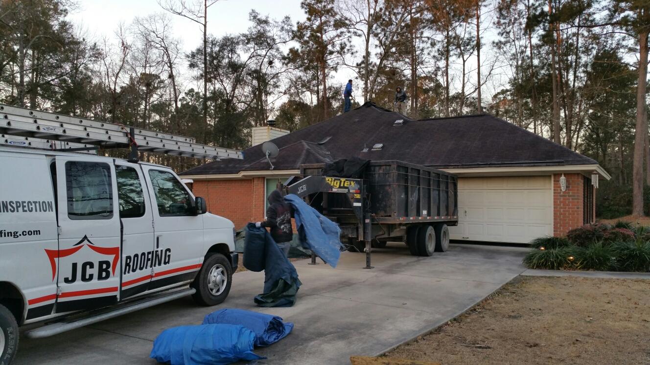 Richmond Hill, GA - New roof installation in Richmond Hill ga