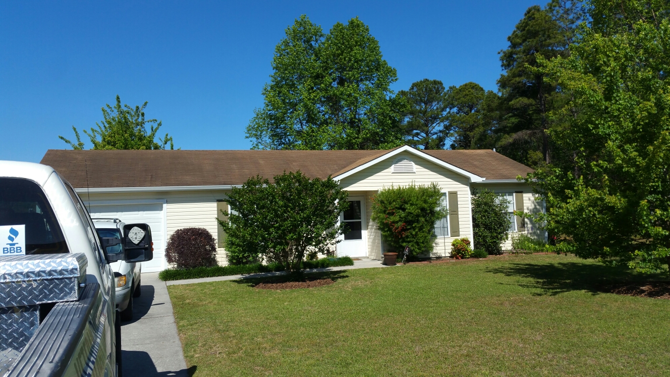 Beaufort, SC - Roof replacement estimate in Beaufort south carolina
