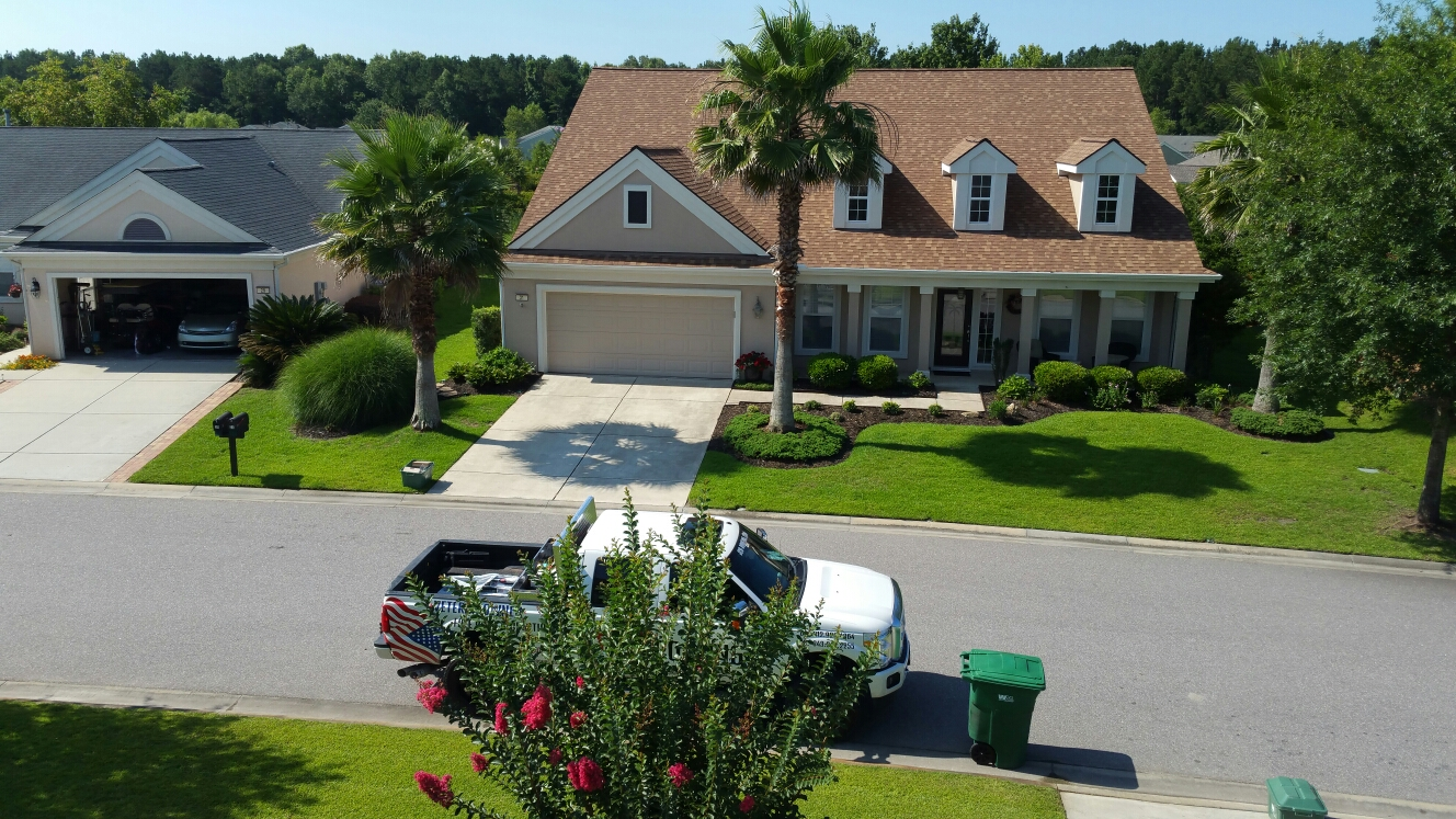 Bluffton, SC - Roof replacement estimate in bluffton south carolina