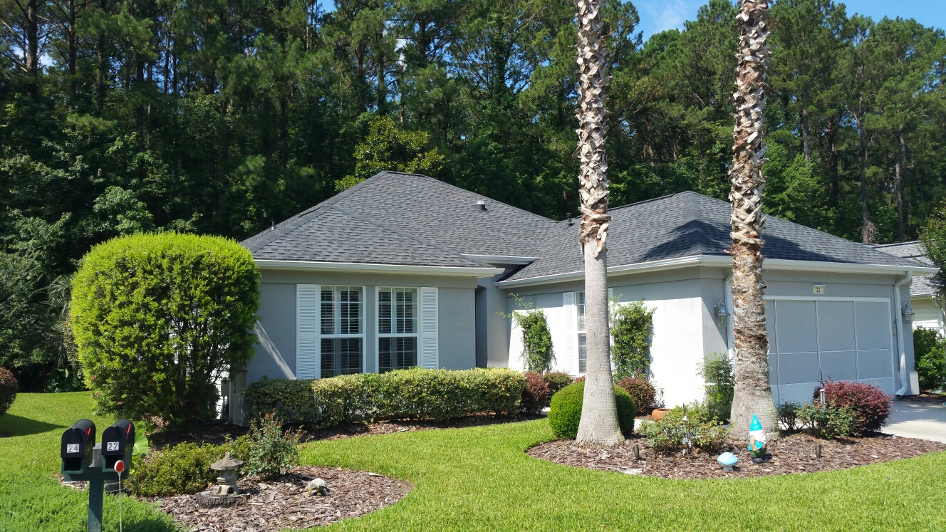 Bluffton, SC - Roof replacement in bluffton south carolina