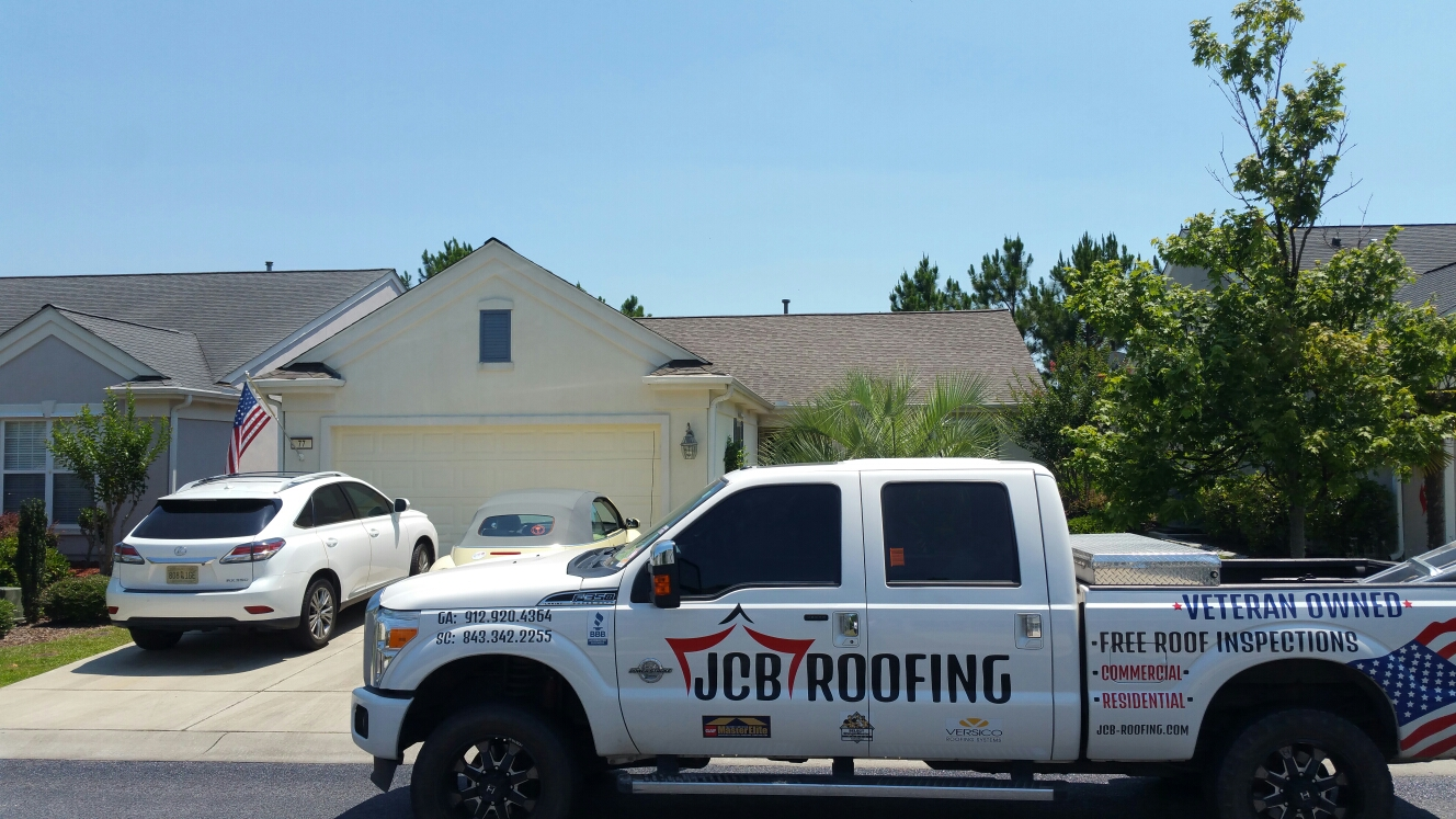 Bluffton, SC - Roof replacement in bluffton south carolina with CertainTeed