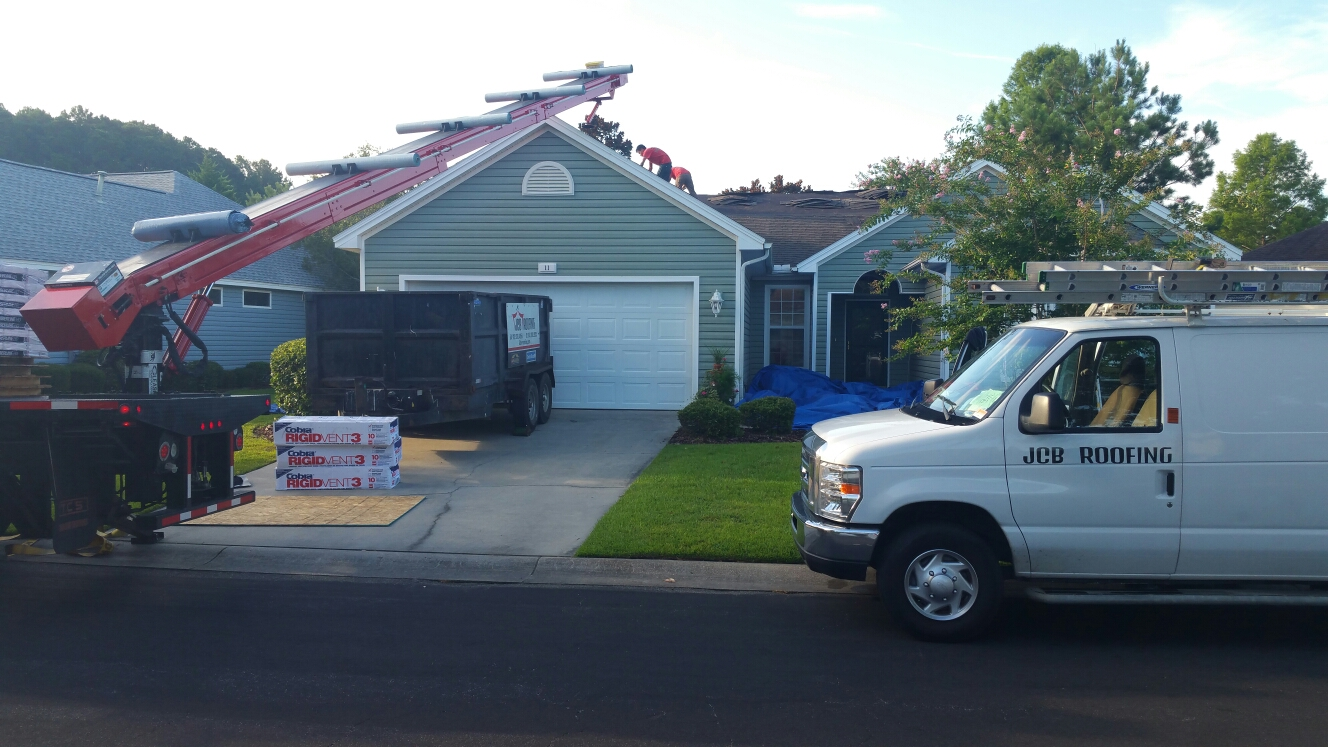 Bluffton, SC - Roof replacement in Hilton head south Carolina