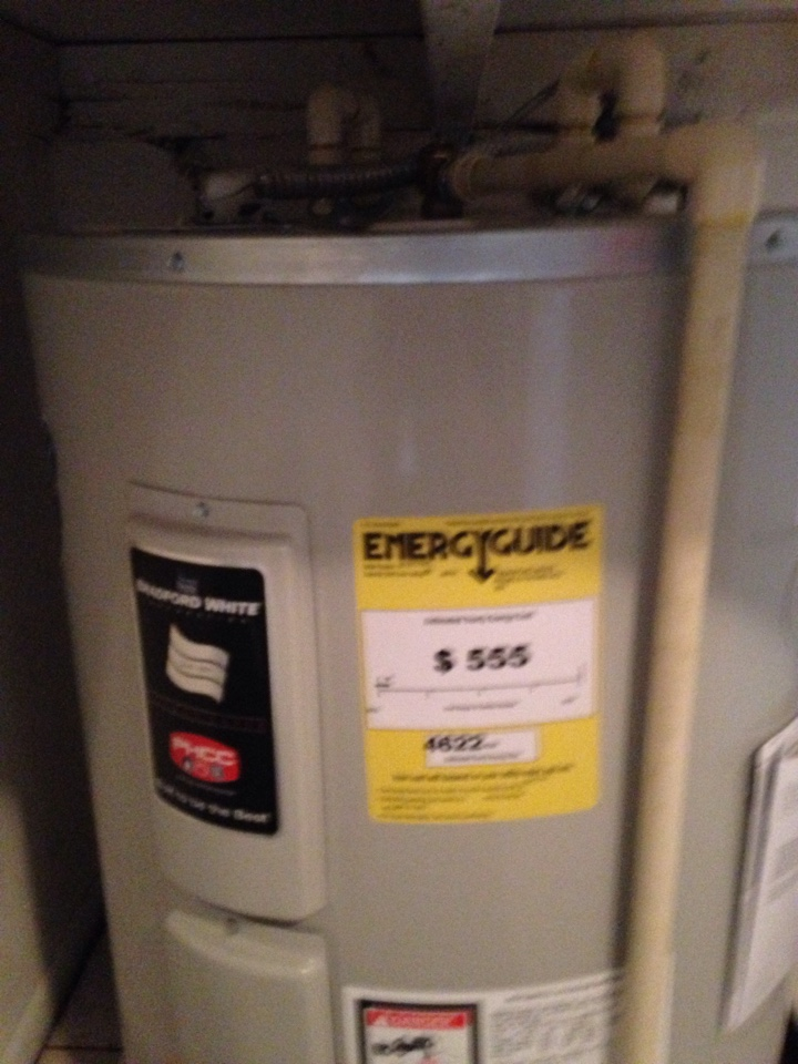 Palm Harbor, FL - Replace a leaking water heater