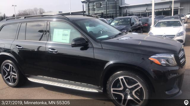 Winston-Salem, NC - Loaded a 2019 Mercedes-Benz GLS550 in Minnetonka, MN and delivered it in Winston Salem, NC