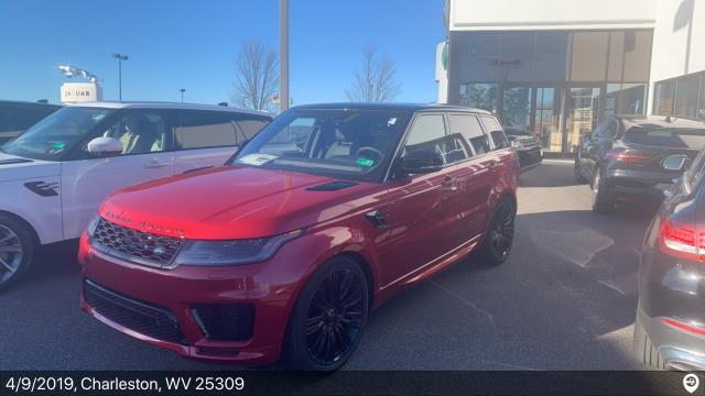 Allentown, PA - Loaded a 2019 Land Rover Range Rover in Charleston, WV and delivered it in Allentown, PA