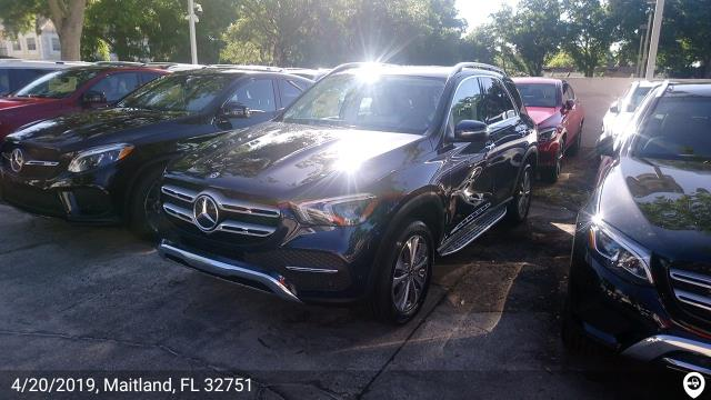 Maitland, FL - Loaded a 2020 Mercedes-Benz GLE350 in Maitland, FL and delivered it in Tampa, FL