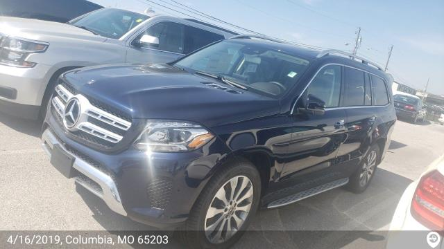 Bloomington, MN - Loaded a 2019 Mercedes-Benz GLS450 in Columbia, MO and delivered it in Bloomington, MN