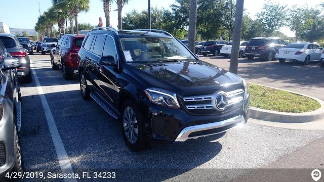 Maitland, FL - Loaded a 2019 Mercedes-Benz CLS in Sarasota, FL and delivered it in Maitland, FL